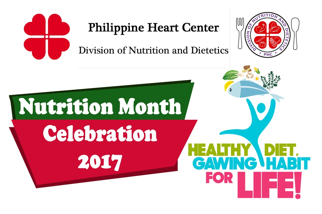Nutritionmonth2017tarp2g phc celebrates nutrition month altavistaventures Choice Image